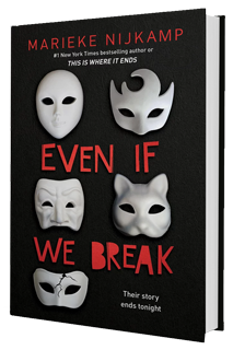 EVEN IF WE BREAK