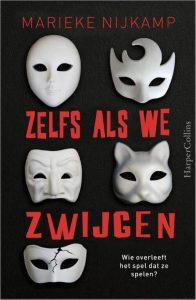 Zelfs Als We Zwijgen Nederlandse cover