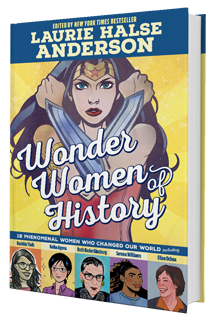 Cover of Wonder Women of History