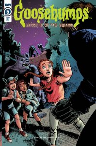 RI cover for Goosebumps #5