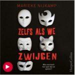 Audio cover Zelfs Als We Zwijgen