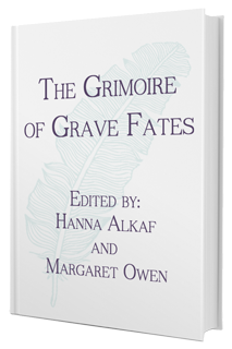 A placeholder for the cover of The Grimoire of Grave Fates