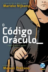 Brazilian cover of The Oracle Code