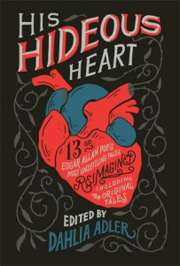 Cover for His Hideous Heart