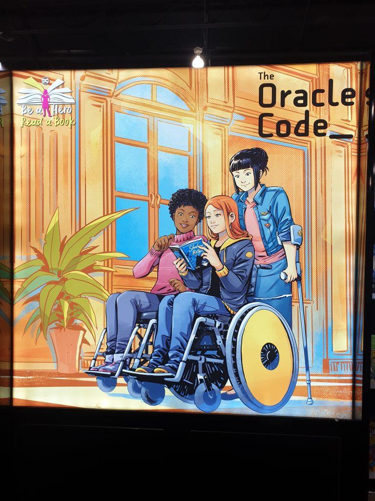Heroes Read - The Oracle Code